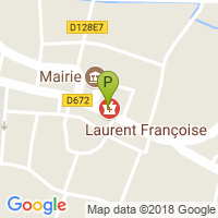 carte de la Pharmacie Laurent