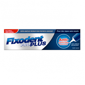 FIXODENT Pro plus anti-particules 35ml