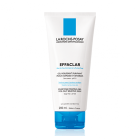 Effaclar gel moussant purifiant 200ml