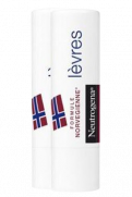 NEUTROGENA Stick lèvres nutrition 4,8g lot de 2