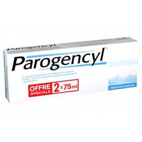 Parogencyl prévention gencives menthe lot 75ml