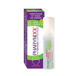 PEDIACT Pharyndol infections et maux de gorge spray enfant 20ml