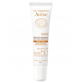 Solaire crème zones sensibles spf50+ 15ml