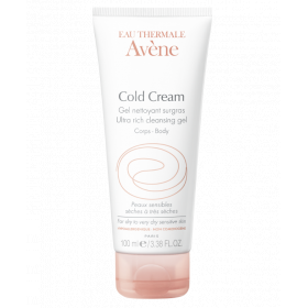 Cold cream gel nettoyant surgras 100ml