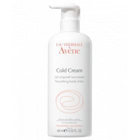 Cold cream lait corporel nourrissant 400ml