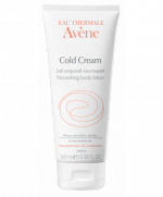AVÈNE Cold cream lait corporel nourrissant 100ml