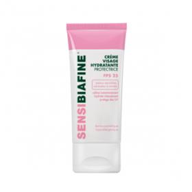 BIAFINE Sensibiafine crème visage hydratante protectrice spf 25 50ml