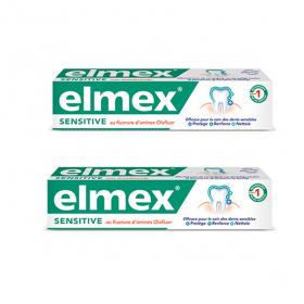 ELMEX Sensitive dentifrice 2x75ml