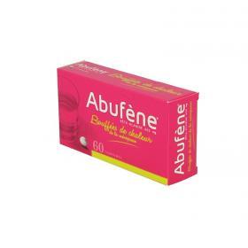 BOUCHARA-RECORDATI Abufene 400mg 60 comprimés