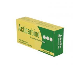 ELERTE Acticarbine boîte de 84 comprimés enrobés