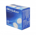 BAYER Alka selyzer 324 mg 40 comprimés effervescents