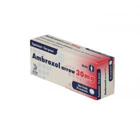 ARROW Ambroxol 30mg boîte de 30 comprimés
