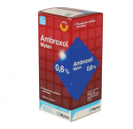 MYLAN Ambroxol 0,6% solution buvable flacon (+ godet-doseur) de 150ml