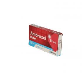 MYLAN Ambroxol 30mg 20 comprimés
