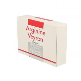 PIERRE FABRE Arginine veyron solution buvable boîte de 20 ampoules de 5ml