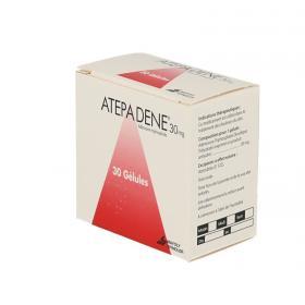 MAYOLY SPINDLER Atepadene 30mg 30 gélules