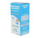 SANOFI Bronchokod sans sucrea adultes 5% Solution buvable flacon 250 ml