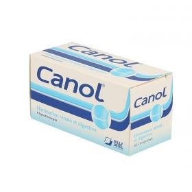 JOLLY JATEL Canol 60 comprimés enrobés