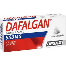DAFALGAN 500mg 16 comprimés