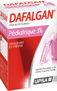 Dafalgan pédiatrique 3% solution buvable 90ml