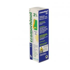 BAUSCH + LOMB Cromorhinol 2 % 15ml