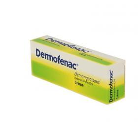 WYETH Dermofenac demangeaisons 0,5% crème 15g