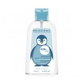 BIODERMA Abcderm h2o eau micellaire 1litre