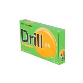 PIERRE FABRE Drill enrouement 15mg 24 pastilles à sucer sans sucre