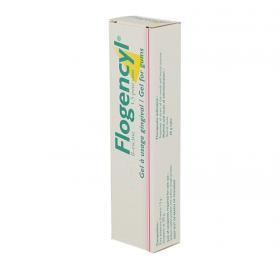 SOPHARM Flogencyl gel à usage gingival tube de 20g