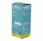 ZAMBON Fluimucil 2% enfants sans sucre solution buvable 100ml