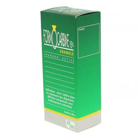 OMEGA PHARMA Formocarbine 15% granulé 100g
