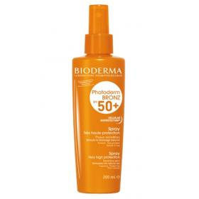 Photoderm bronz spray spf50+ 200ml