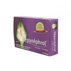 ZAMBON Hepanephrol 20 ampoules de 10ml