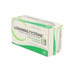 PIERRE FABRE Lobamine cysteine 120 gélules