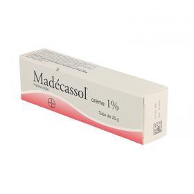 BAYER Madecassol 1% crème 25g