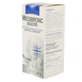 MERCK Medibronc adulte solution buvable 250ml