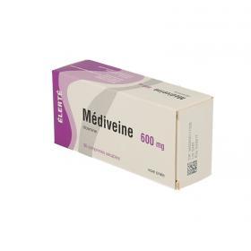 ELERTE Médiveine 600mg boîte de 30 comprimés