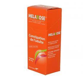 BIOCODEX Melaxose pâte orale en sachet 6 sachets