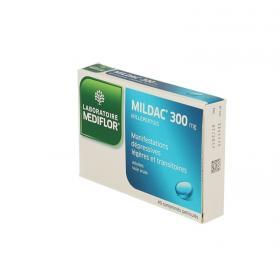 MERCK Mildac 300mg 40 comprimés pelliculés