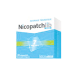 NICOPATCH 7 mg/24h dispositif transdermique boîte de 28 patchs