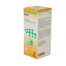 ARROW Oxomémazine 0,33mg/ml sirop flacon de 150ml