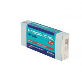 MYLAN Phloroglucinol  80mg 20 comprimés orodispersibles