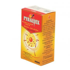 MEDA PHARMA Pyralvex solution buccale et gingivale flacon de 10ml