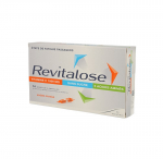 PIERRE FABRE Revitalose sans sucre solution buvable 14 ampoules 5ml