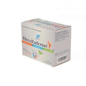 PIERRE FABRE Revitalose granulés pour solution buvable 14 sachets 2 doses