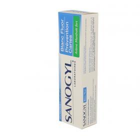 TONIPHARM Sanogyl blanc fluor 105g