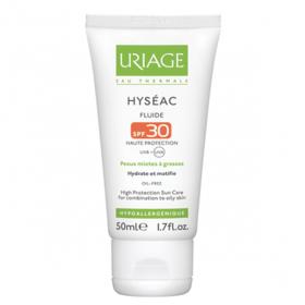 URIAGE Hyséac fluide spf30 50ml