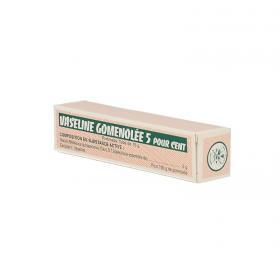 GOMÉNOL Vaseline gomenolée 5% pommade 15g