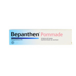 BAYER Bepanthen 5% pommade tube lot 2x100g