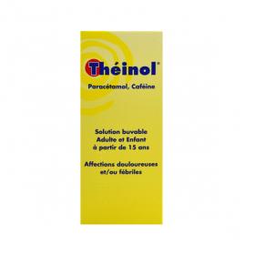 BAILLY CREAT Théinol solution buvable flacon de 125ml